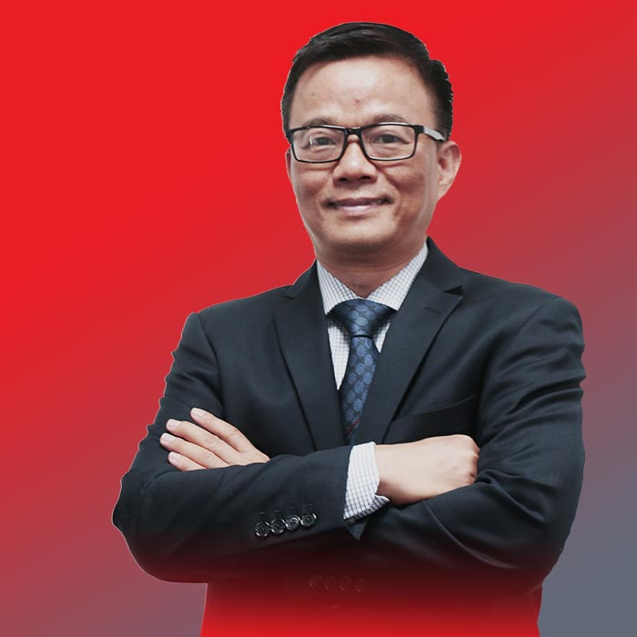 Ông Vũ Quang Thịnh