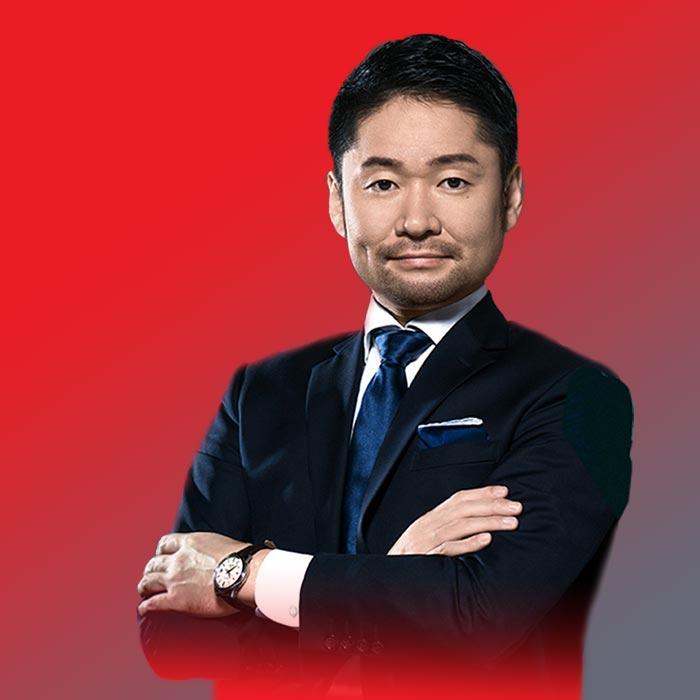 Mr. Yamaguchi Masakazu