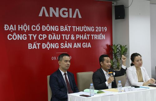 HỘI ĐỒNG QUẢN TRỊ 2019-2024: CAM KẾT MINH BẠCH CỦA AN GIA