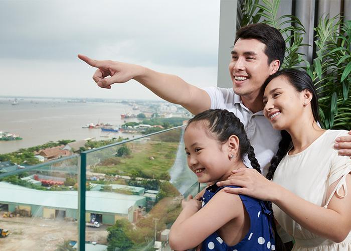 Mr. Huy Toan – Riverside resident