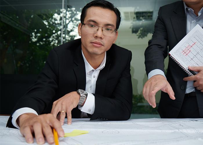 Nguyễn Quốc Hưng – Trưởng bộ phận Thiết kế Dự án